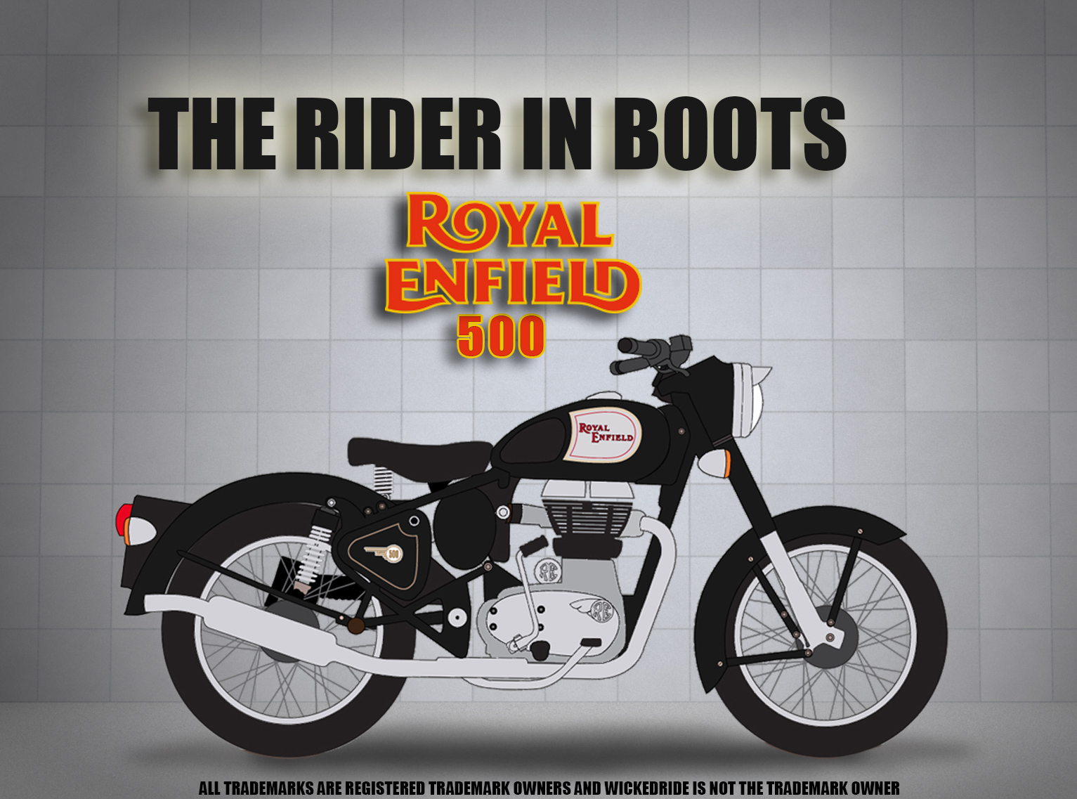 The Rider in Boots