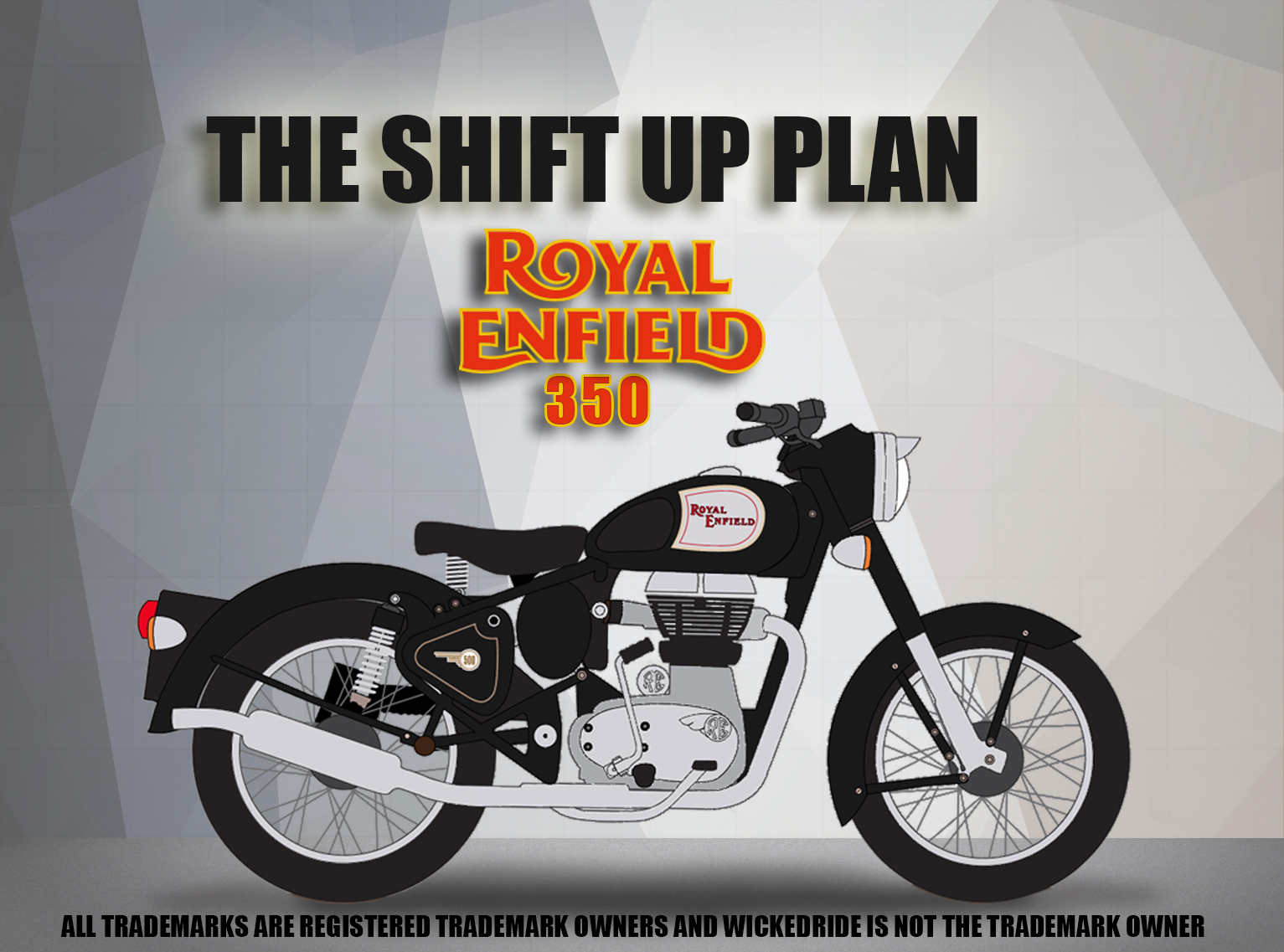 The Shift-Up plan - 350cc