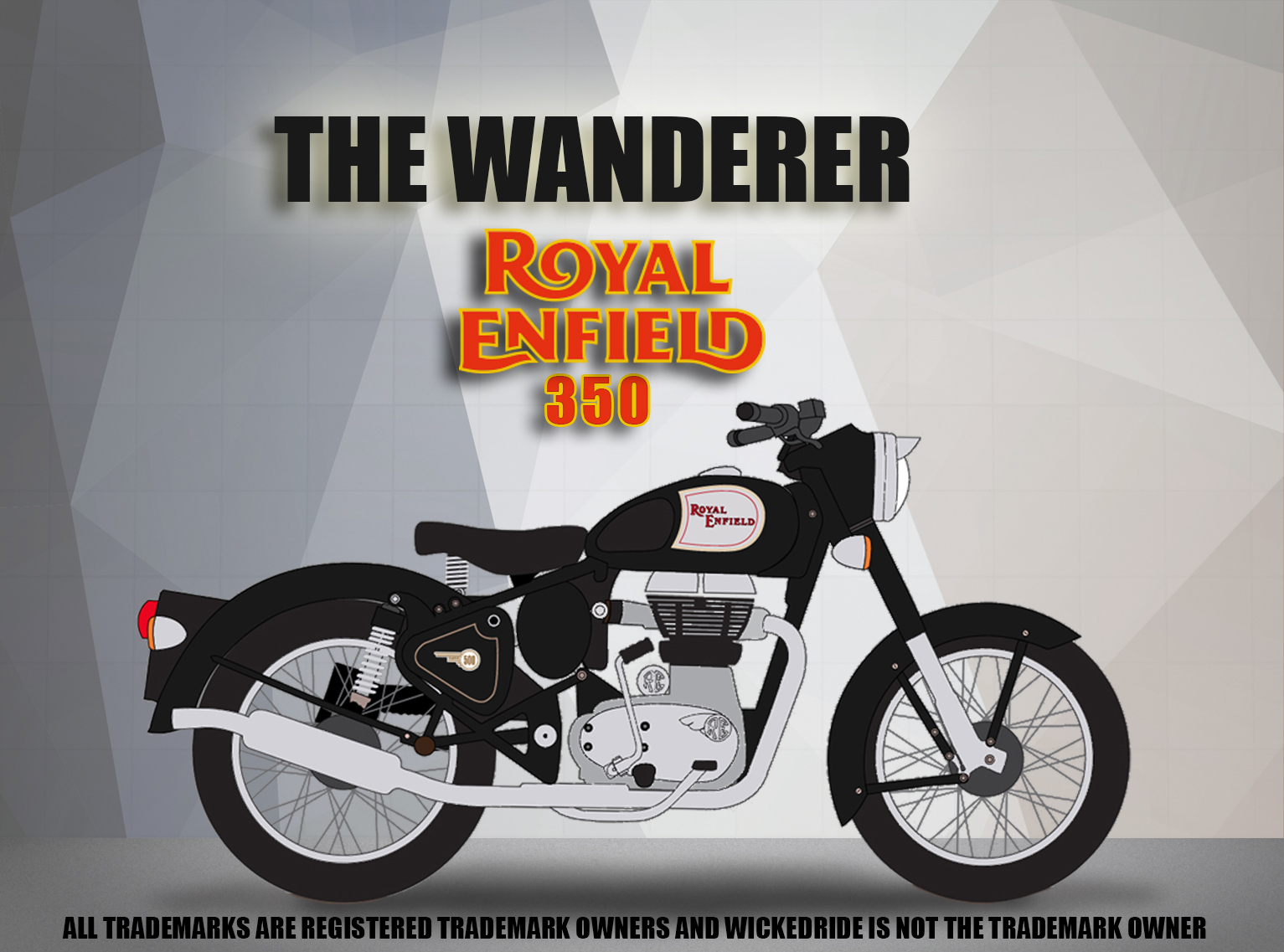 The Wanderer - 350cc